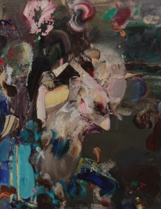 Adrian Ghenie - Golems - Pace Gallery - London