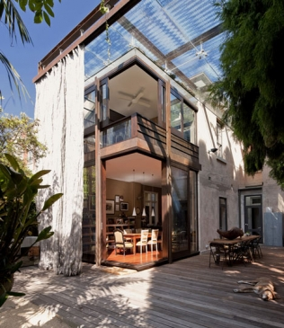 Glass Loggia House -Sydney