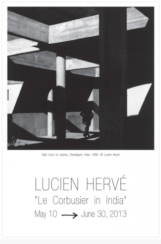 Hervé does Corb in New York.