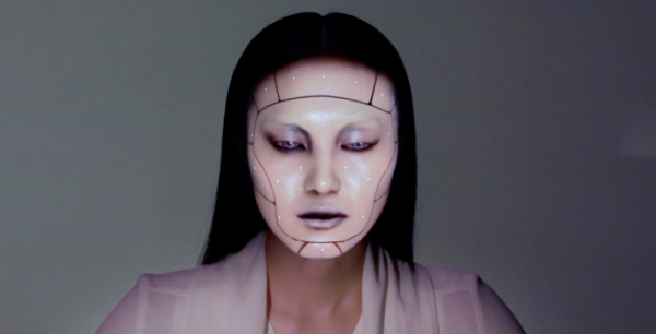 Omote - Real-time face tracking and projection mapping from Asai Nobumichi and his team.