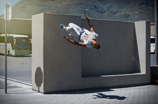 Parkour Athletes - Dimitri Daniloff