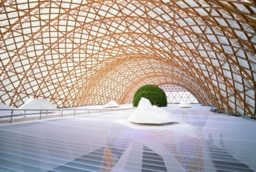 The briliant Shigeru Ban wins the 2014 Pritzker Architecture Prize